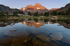 Garnet Lake by Joshua Cripps