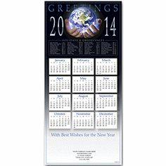 Wonderful World Z-fold Calendar | Holiday Greeting Cards | Deluxe.com