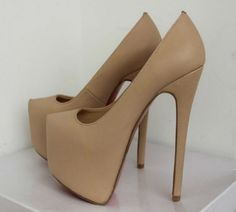 Beautiful And Simple High Heels