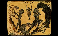 Sharing the Wealth - Greece Is Black Figure, Black History Facts, Africans, Wealth, Rome, Greece, Pottery, Detail, Painting