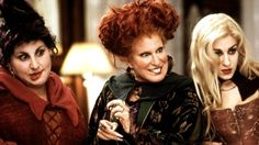 Bette Midler has an assignment for all the 'Hocus Pocus' fans out there. #YES