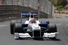 Robert Kubica, Monaco 2009, BMW Sauber F1.09