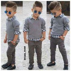 Niño moda cool