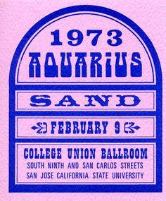 Sand at the College Union Ballroom, San Jose State University.