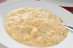 Crockpot Chicken Corn Chowder | Hillbilly Housewife