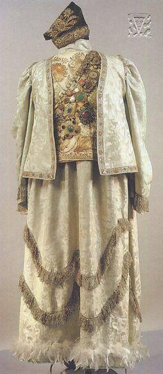 Традиционный татарский костюм