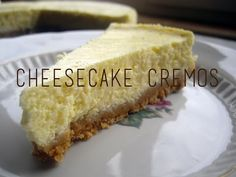 Cheesecake cremos - YouTube Biscuit, Cheesecake, Pie, Desserts, Food, Youtube, Torte, Tailgate Desserts, Cake