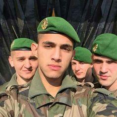 French Foreign Legion (Légion étrangère)