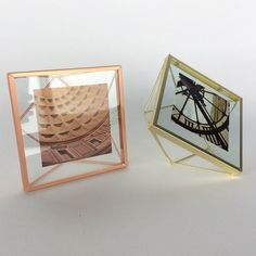 Prisma Frame  4x4 - COPPER from Glass House for $13.00