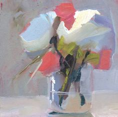 Lisa Daria I love her brushwork and the way she is able to portray an image without detail