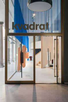 Kvadrat presents Still Frames by Doshi Levien at Salone del Mobile 2018