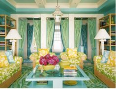 Anthony Baratta living room on http://countrydesignhome.com/2012/08/03/under-the-sea/#
