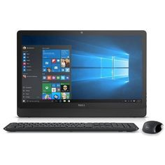 "Dell Inspiron 3000 23.8"" Full HD All-in-One Touchscreen Desktop Computer"