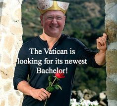 The bachelor: vatican edition