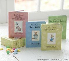 Peter Rabbit™ Mini Book Set by Beatrix Potter #pbkids