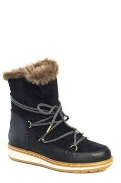 Tommy Hilfiger - Śniegowce Wooli 3BW