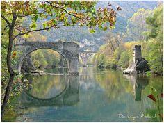 Pont du Rosier, Le Rozier, France