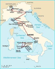 2 week itineraries of Italy! I think that these could really work for our trip! :DPerfect 2 week itineraries of Italy! I think that these could really work for our trip! Cinque Terre, Italy Travel Tips, Travel Destinations, Lonly Planet, Capri Italia, Hotel Rome, Voyage Rome, Italy Map, Italy Italy