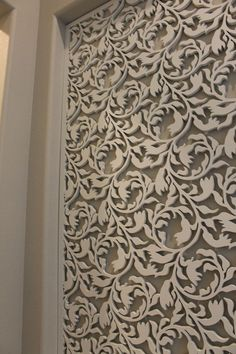 large laser cut wood panels - Google Search