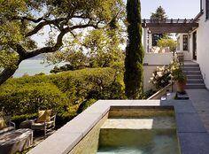 Dépaysement garanti grâce à cette villa californienne avec vue sur la baie de San Francisco - Décormag