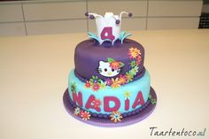 Hello Kitty Taart  *Hello Kitty Cake