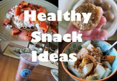 The Lean Gourmet Kitchen my top 5 clean snacks