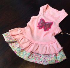 Sequin Pink Dog Dress on Etsy, $29.99                                                                                                                                                                                 More
