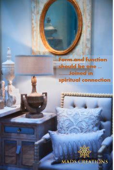 Form and function  should be one ... ........Joined in spiritual connection #MADS #CustomFurniture #Luxuryhomes