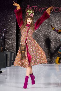 Betsey Johnson - Runway - Spring 2013 Mercedes-Benz Fashion Week ...