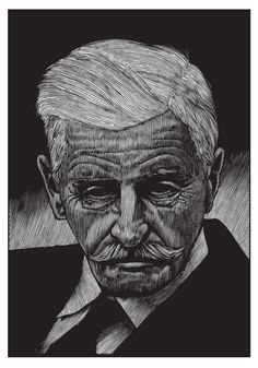 "William Faulkner. From the book ""Literary Genius"" http://www.pauldrybooks.com/collections/essays/products/literary-genius"