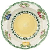 French Garden Fleurence Bread and Butter Plate 6 in. - The French Garden Fleurence Bread and Butter Plate 6 in. is part of Villeroy and Boch's French Garden pattern. Breakfast Plate, Lattice Design, Villeroy, Bread N Butter, Summer Fruit, Cereal Bowls, Salad Plates, China Porcelain, Porcelain Dinnerware