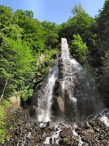 Trusetaler Wasserfall – Wikipedia Thüringen, Germany