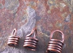 How to Make Cord Crimps – Wire Jewelry Tutorials
