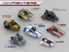 MiniFighters por Plinman