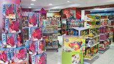 Fornecedores de brinquedos no atacado