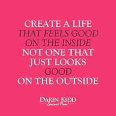 Create the life YOU want. Take this Monday and make it yours! #Quotes