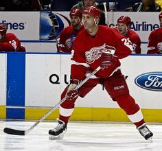 Hockey Hall of Fame 2013 Detroit Red Wings Chris Chelios
