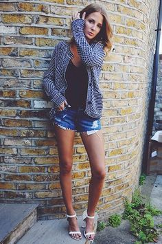 #short #denim
