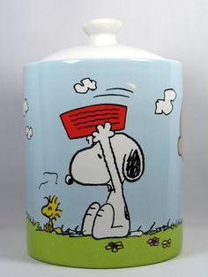 Peanuts Gang Cookie Jar by Gibson Overseas