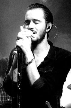 Tom Smith. His voice touches me in places I thought only Richard Ashcroft could reach <3