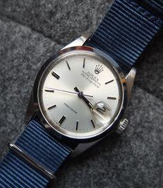 Rolex - Precision Air King Date