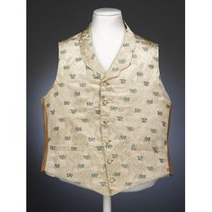 Wedding waistcoat | V&A Search the Collections