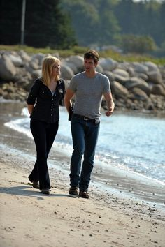 20 Day Relationship Challenge Day 1: OTP. My biggest OTP is Nathan & Audrey from Haven. <3 :)
