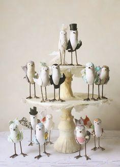 bird wedding