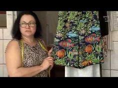 Sobras de tecido reaproveitadas são bom negócio | Cantinho do Video Costura em Roupas