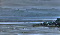 Kawhia Harbour. Waikato. Andris Apse