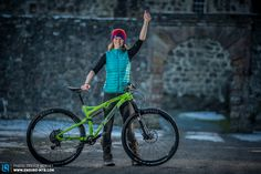 It's time to introduce both the latest long term test bike and also the latest rider on our ENDURO Trail Team. Anyone who works for one of the big Mtb, It Works, Trail, Bicycle, Bike, Bicycle Kick, Bicycles, Nailed It, Mountain Biking