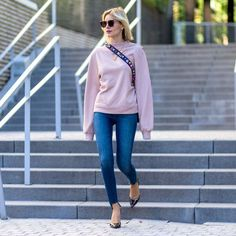 How To Wear Skinny Jeans For Fall