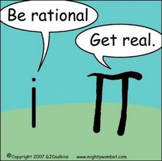 It's pi day. A day for #nerds to get some mathematical recognition