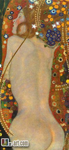 Image result for gustav klimt nudes